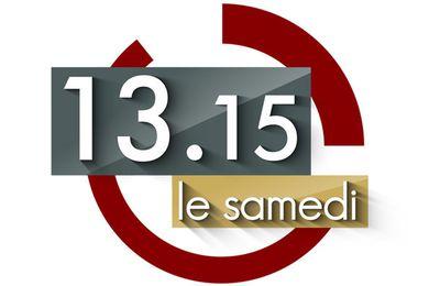 """Dans les pas d'Apollo dans """"13h15, le samedi"""" sur France 2"""