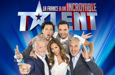 Bonne performance pour La France a un incroyable talent sur M6