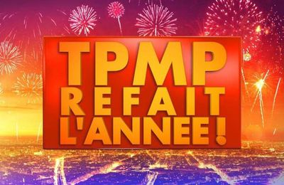 TPMP refait l'année avec Cyril Hanouna ce soir sur C8