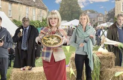 France 3 seconde des audiences avec la nouvelle série Agatha Raisin