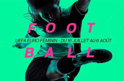 Euro Féminin de Football - Angleterre / Espagne à suivre en direct sur France 2