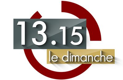 """Le sommaire de """"13h15 le dimanche"""" de ce 20 août sur France 2"""
