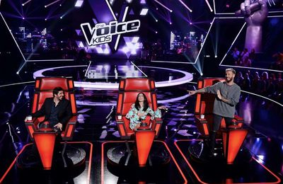 "Soprano invité de la demi-finale de ""The Voice Kids"""