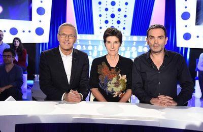 Thierry Solère, Delphine Coulin, Anaïs (...) invités de On n'est pas couché ce soir sur France 2