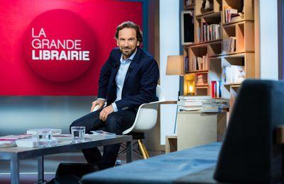 """Joann Sfar, Yannick Haenel, Olivier Norek (...) invités de """"La Grande Librairie"""" ce soir sur France 5"""
