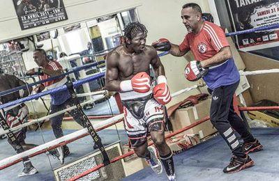 Boxe - championnat du monde WBA des poids moyens - La rencontre N'Dam / Murata diffusée sur CANAL+SPORT