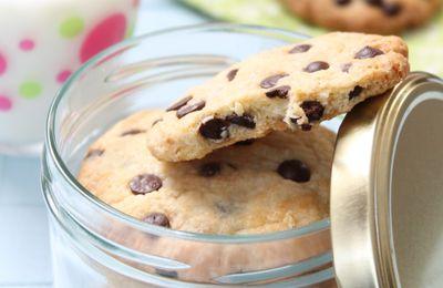 Cookies Vanille et Pépites de Chocolat Vite Faits