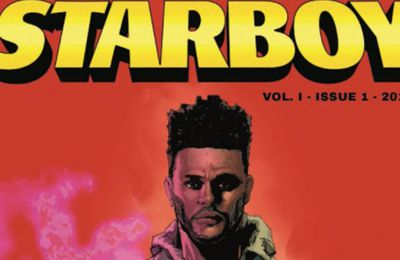 Marvel va adapter l'album Starboy de The Weeknd en comics