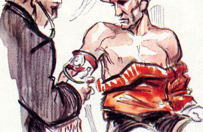 Paul Ordner,  un trait au service du sport