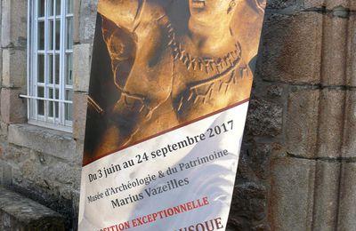 Exposition et conférence sur les Etrusques à MEYMAC (Haute Corrèze)