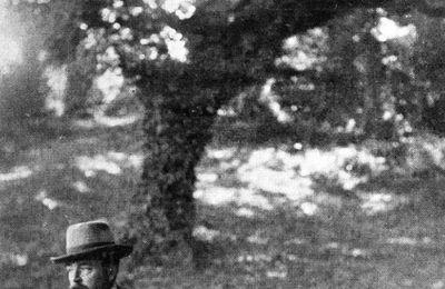 Hommage de Jean Estaque à Octave Mirbeau
