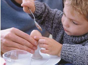 88 % des enfants conquis par les œufs
