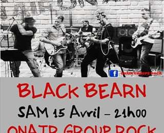 "CONCERT au "" BLACK BEARN "" à ASSAT"