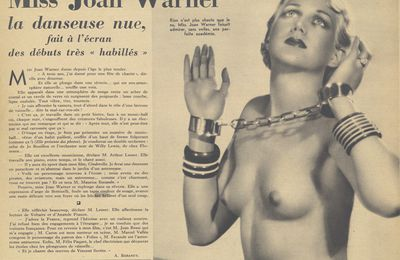 Joan Warner la scandaleuse