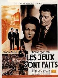 """Un film fabuleux de 1947 : """"LES JEUX SONT FAITS"""""""