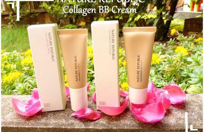 [NATURE REPUBLIC] Nature Origin Collagen BB Cream