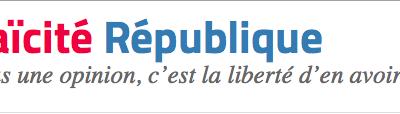 Le Comité Laïcité et République lance sa Lettre mensuelle.