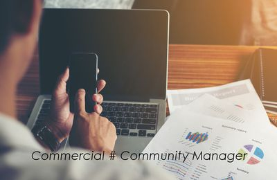 COMMUNICATOR SMARKETER : entre Commercial et Community Manager