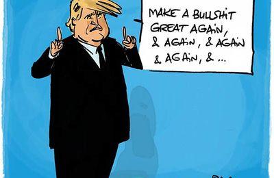 Vivement la prochaine de Trump !