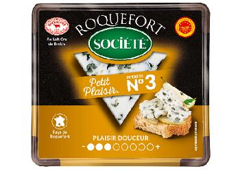 Petit Plaisir Roquefort Société et vermicelles de riz