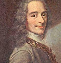 Poème : A Madame du Deffant par Voltaire