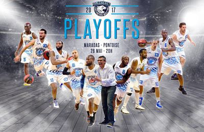 Basket BALL playoffs / Cergy-Pontoise reçoit Brissac