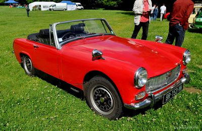 Automobile MG  Midget de 1971