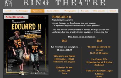 EDOUARD II / THEATRE / RING THEATRE