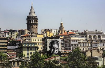 Expo Street Art: « Wrinkles of The City ISTANBUL »