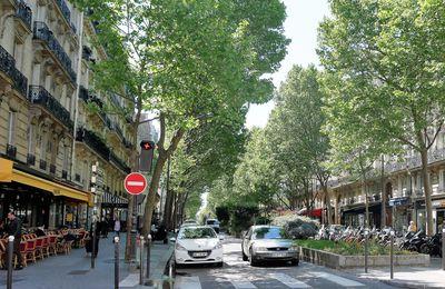 Avenue Trudaine (2). Numéros impairs.