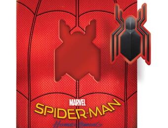 Spider-Man : homecoming : steelbooks