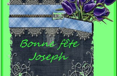 Mt 1.16-24 Saint Joseph !