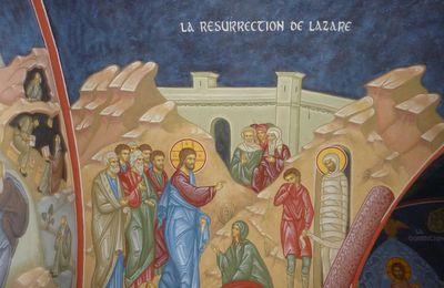 Prière universelle - 2 avril 2017 - 5e dimanche de Carême, année A