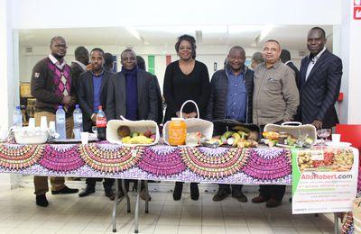 Économie: Besoin de livraison de nourriture congolaise chez vous? Allo Robert
