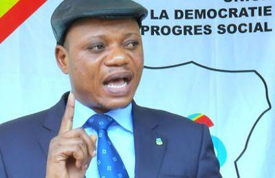 Flash, le SG de l'UDPS au peuple congolais:  «Le clan Kabila ne veut ni appliquer l'accord, ni organiser les élections»
