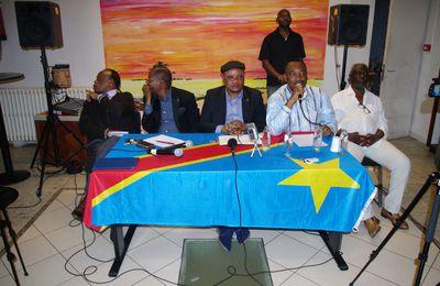 Le SG de l'UDPS aux Congolais de Belgique «Nous appliquerons l'article 64»