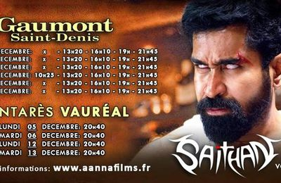 SAITHAN - FRANCE SHOWTIME