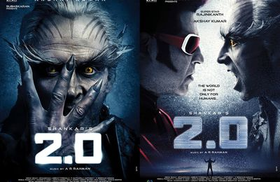 2.0 DUBBING COMPLETED - 3DIWALI 2017 !