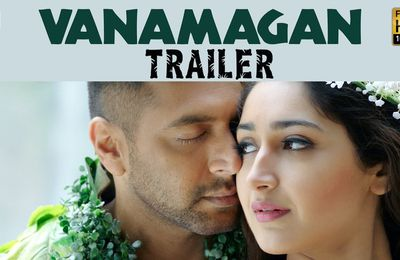 VANAMAGAN - OFFICIAL TRAILER !