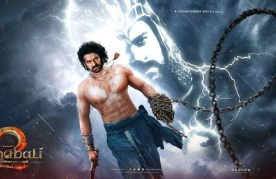 BAHUBALI 2 FLASH REVIEW
