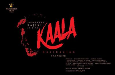 "SUPERSTAR RAJNIKANTH DANS ""KAALA"" !"