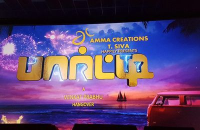 PARTY - A VENKAT PRABHU HANGOVER !