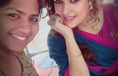 LADY SUPERSTAR NAYANTHARA in SHOOTING SPOT