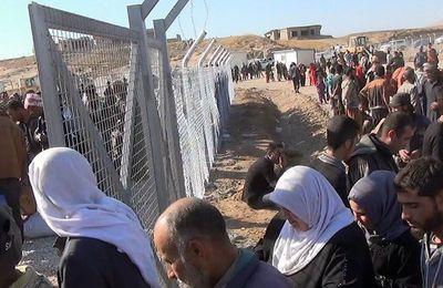La bataille de Mossoul a déplacé plus de 144.500 personnes