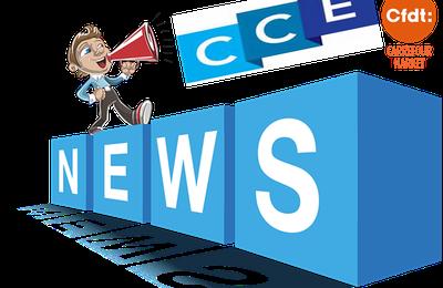 Retrouvez le compte-rendu CFDT du dernier CCE