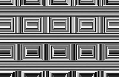 Cette image contient 16 cercles. Les voyez-vous ?