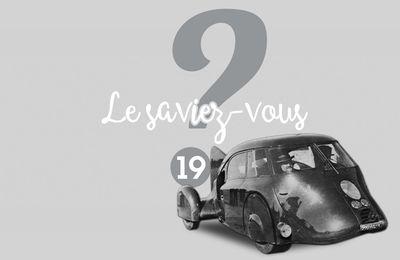 Le saviez-vous ? #19