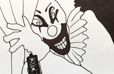 Coulrophobes s'abstenir: que risquez vous à vous faire passer pour un grand méchant clown ?