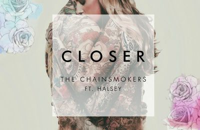Clip 2016: Closer - The Chainsmokers feat #Halsey