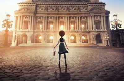 #Cinema : DOT MOVE s'associe a #BALLERINA le film et #GaumontOpera !